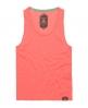 Superdry Low Arm Hole Vest Orange