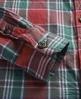 Superdry Lumberjack Twill Shirt Red