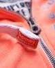 Superdry Track & Field Zip Hoodie Pink