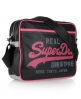 Superdry Mash-up Alumni Bag Black