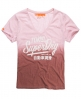 Superdry Ticket Type T-shirt Pink