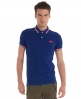 Superdry Tipped Collar Polo Blue