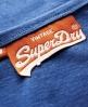 Superdry Vintage Logo Vest Blue