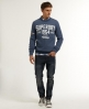 Superdry Mascots Crew Blue
