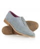 Superdry Frost Brogue Blue