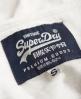 Superdry Folk Patch Trägertop Weiß