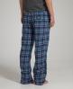 Superdry Lumberjack Lounge Pants Blue
