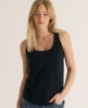 Superdry Embroidered Pocket Tank Black