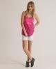 Superdry Skinny Bermuda Shorts White