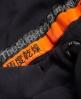 Superdry Orange Label Moody Jogginghose Schwarz