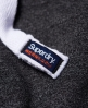 Superdry Premium Goods Kapuzenjacke Dunkelgrau