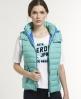 Superdry Fuji Vest Green