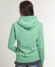Superdry Japan 23 Hoodie Green