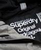 Superdry Dual Zip Through Cagoule  Grey