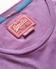 Superdry Pocket T-shirt Purple