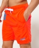 Superdry Premium Water Polo Shorts Orange