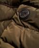 Superdry Glacier Parka Jacket Green