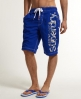 Superdry Boardshorts Blue