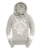 Superdry Tri League Slouch Hoodie Green
