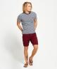 Superdry International Chino Shorts Red