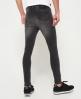 Superdry Spray On Skinny Jeans Lys Grå