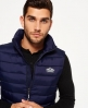 Superdry Fuji bodywarmer Navy