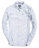Superdry Langærmet Boston skjorte med button down-krave Navy