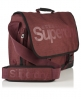 Superdry Supergrit Tarp Laptop Bag Red