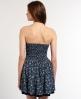 Superdry 50's Meadow Print Dress Navy