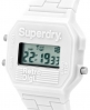 Superdry Mini Retro Digi Colour Block Watch  White