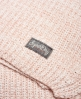 Superdry Austin Cotton Rib Knit Jumper Pink