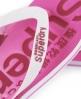 Superdry Fade Flip Flop Pink