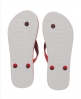 Superdry GT2 Two Colour Flip Flop Red