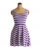 Superdry Rydell Dress Purple