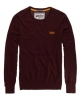 Superdry Orange Label Crew Neck Purple
