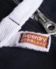 Superdry Track & Field Zip Hoodie Navy