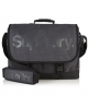 Superdry Supergrit Tarp Laptop Bag Grey