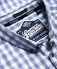 Superdry London Button Down Shirt  Navy