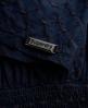 Superdry Drift Tie Dress Navy