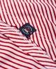 Superdry T-shirt rayé Parisian Rouge