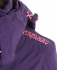 Superdry Arctic Pop Windcheater Purple
