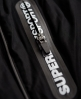 Superdry Dubbellaagse Sports Active shorts Zwart