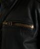 Superdry Tarpit Pop-Zip Jacket Black