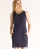 Superdry Hepburn Dress Navy