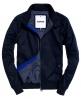 Superdry IE Microfibre Harrington Jacket Navy