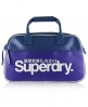 Superdry Tricolour Racket Tote Blue