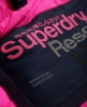 Superdry Everest Duffle Coat Navy