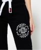 Superdry Pantalon de jogging Track & Field Noir