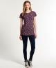Superdry Essential T-shirt Purple