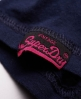 Superdry Shuffle T-shirt Navy